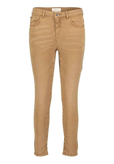 Cartoon 5-Pocket-Jeans »Slim Fit« Colored denim