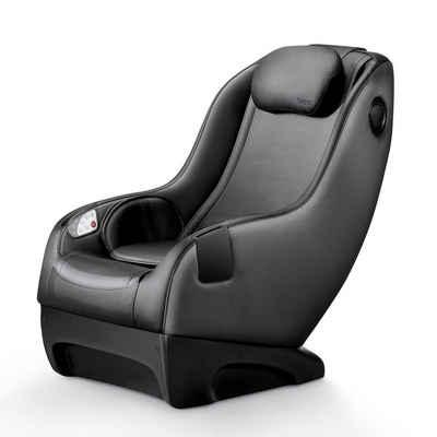 NAIPO Massagesessel »MGCHR-A150« (1-St), Bluetooth klopfen kneten Luftkompression-massage komplett montiert Relaxsessel Fernsehsessel platzsparend Massagesitz für Zuhause und Büro