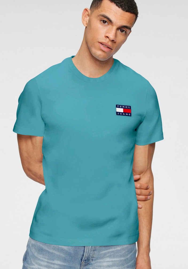 Tommy Jeans T-Shirt »TJM TOMMY BADGE TEE«