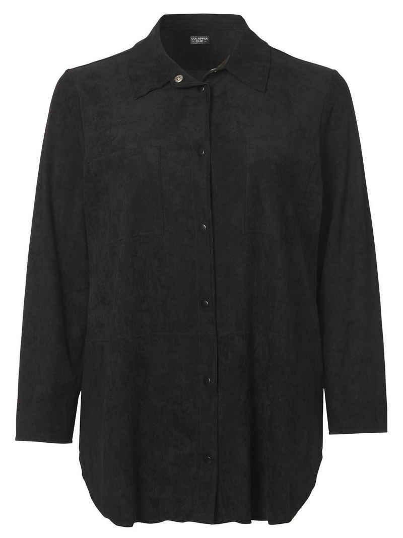 VIA APPIA DUE Klassische Bluse (1-tlg)