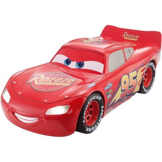 Mattel® Disney Cars 3 1:21 Lights & Sounds Lightning McQueen