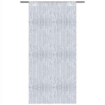 Fadenvorhang, Bestlivings, Stangendurchzug, Fadengardine mit Stangendurchzug Türvorhang, attraktiv und modern (90 x 200cm bis 300 x 250cm)