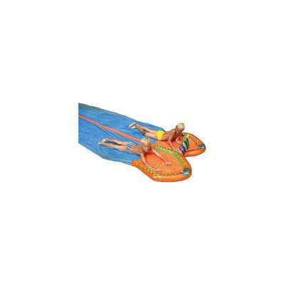 Happy People Wasserspielzeug »Doppelwasserrutsche, Länge: 6,50 Meter«