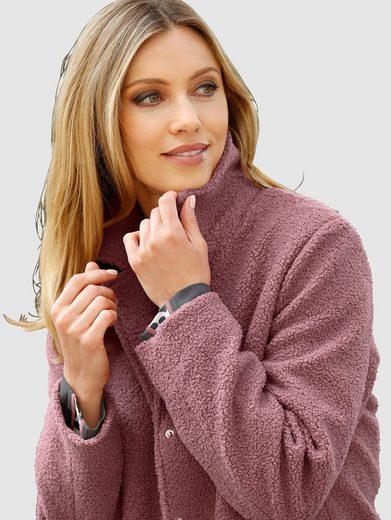 Dress In Jacke in flauschiger Qualität
