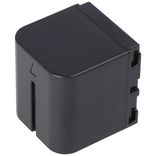 AccuCell »Akku passend für JVC BN-VF714, BN-VF714U Akku mit« Kamera-Akku