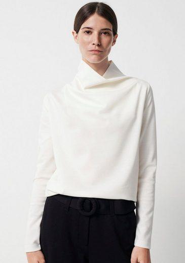 someday Sweatshirt »Uske« mit hohem, lockeren Kragen