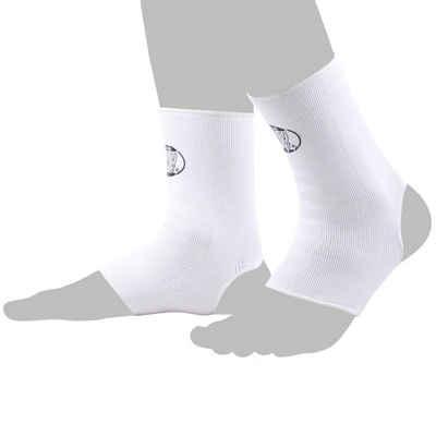 BAY-Sports Fußbandage »Uni Knöchelbandage Fußgelenkbandage Sprunggelenk«, Anatomische Passform