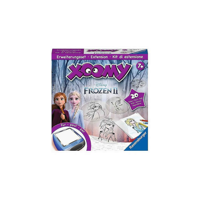 Ravensburger Malvorlage »Xoomy® Erweiterungsset Frozen 2«