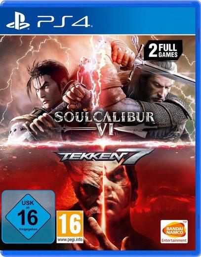 Tekken 7 und SoulCalibur VI PlayStation 4