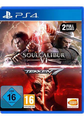 BANDAI NAMCO Tekken 7 ir SoulCalibur VI PlayStation...