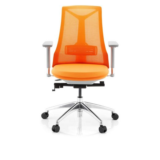 hjh OFFICE Drehstuhl »hjh OFFICE Profi Bürostuhl FALUN GREY«