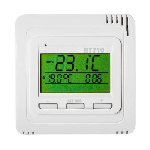 tectake »Funkthermostat BT710« Smartes Heizkörperthermostat