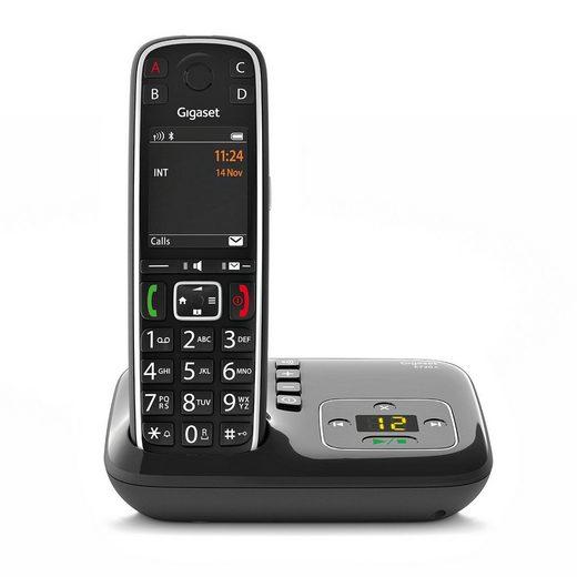 Gigaset »E720A« DECT-Telefon (Bluetooth)