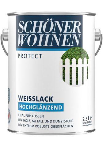 SCHÖNER WOHNEN-Kollektion Gražus WOHNEN-Kollektion Weißlack »Pro...