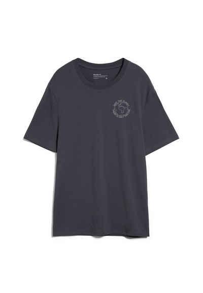 Armedangels Print-Shirt »AADO SAVE THE PLANET Herren« (1-tlg)