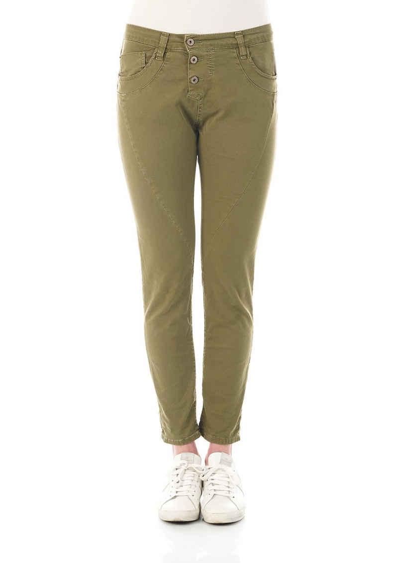 PLEASE Relax-fit-Jeans »P78A-LAV275214« Jeans mit Stretchanteil