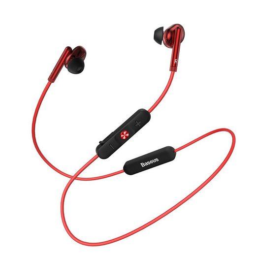 Baseus »Baseus Bluetooth 5.0 In Ear Kopfhörer Wireless Headset S30 Wasserdicht IPX5 für iPhone, iPad, Samsung, Huawei, Sony uvm« wireless In-Ear-Kopfhörer