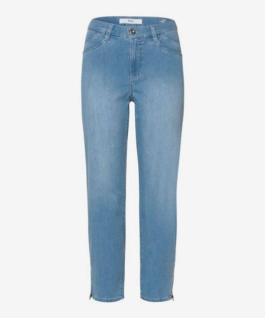 Hosen - Brax 5 Pocket Jeans »Style Caro S« › blau  - Onlineshop OTTO