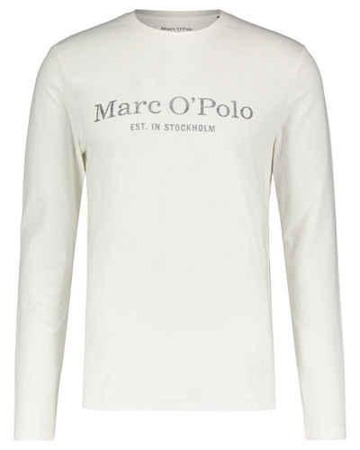 Marc O'Polo T-Shirt »Herren Shir Langarm«