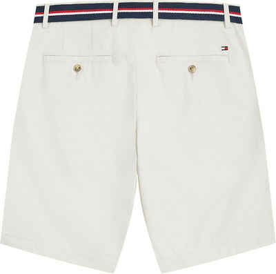 Tommy Hilfiger Shorts »Brooklyn« (mit abnehmbarem Gürtel)