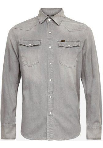 G-Star RAW Jeanshemd »3301 slim shirt«