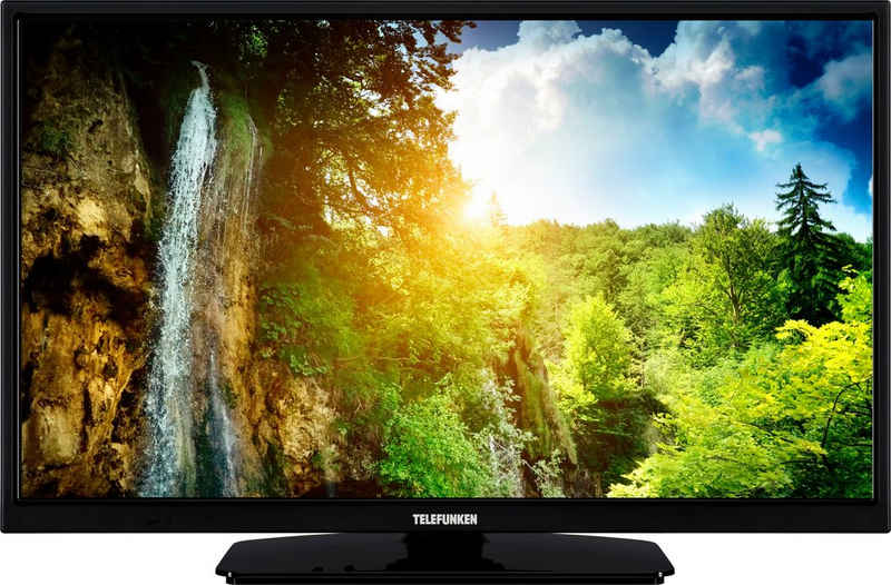 Telefunken L24H554M1CW LED-Fernseher (60 cm/24 Zoll, HD-ready, Smart-TV)