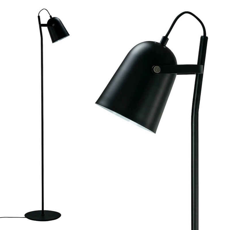mokebo Stehlampe »Die Erleuchtete«, auch als LED-fähige Lampe, Bogenlampe oder Stehleuchte