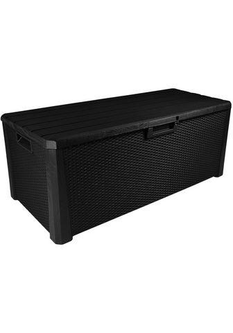 ONDIS24 Auflagenbox »Nevada« 550 Liter Kunstst...