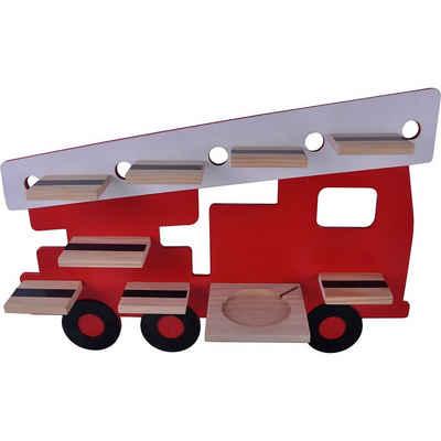 MyToys-COLLECTION Wandregal »Regal für die Hörspielbox - Feuerwehr«