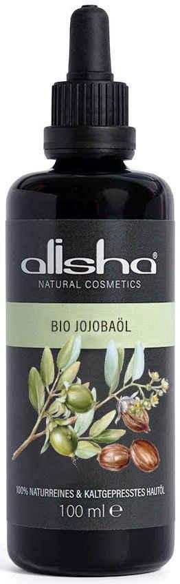 alisha Körperöl »BIO JOJOBAÖL«