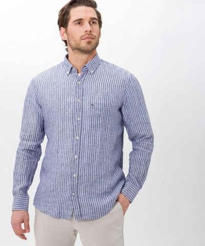 Brax Leinenhemd »Style DANIEL«