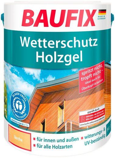 Baufix Holzschutzlasur »Lärche«, 5 Liter, natur