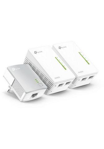 TP-Link Powerline »TL-WPA4220T KIT - AV500 (3e...