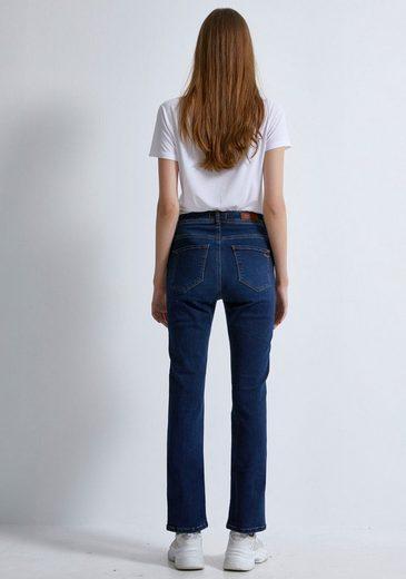 LTB Gerade Jeans »ARLINE« mit dezenter Waschung im 5-Pocket Stil