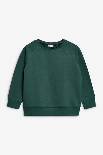 Next Sweatshirt »Pullover mit Rundhalsausschnitt« (1-tlg)