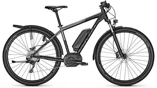 Univega E-Bike »ALPINA B STREET«, 10 Gang Shimano Deore Schaltwerk, Kettenschaltung, Mittelmotor 250 W