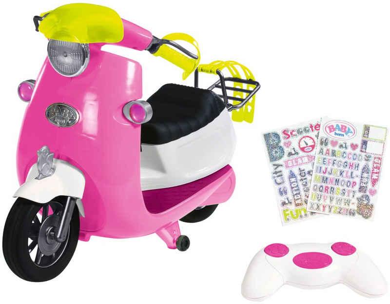 Baby Born RC-Motorrad »City RC Scooter«, für Puppen
