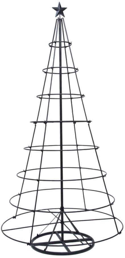 Dekobaum »Modern Tree« (1 Stück), Dekoobjekt aus Eisen