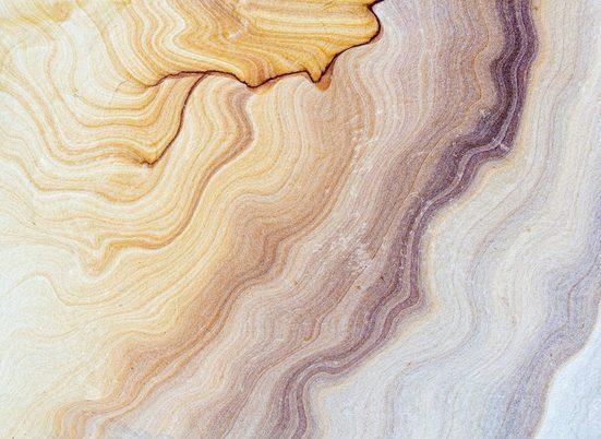 living walls Fototapete »Designwalls Marble Waves«, glatt, (5 St)