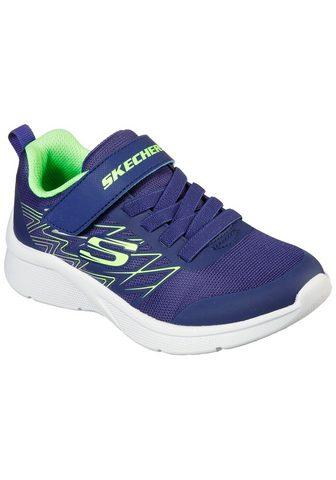 Skechers Kids »MICROSPEC« Sneaker su Kontrastbesatz