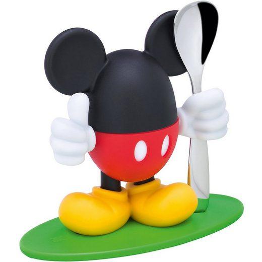WMF Eierbecher »Eierbecher mit Löffel Mickey Mouse«