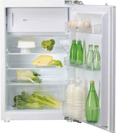 BAUKNECHT Einbaukühlschrank KSI 9GF2, 87,5 cm hoch, 54 cm breit
