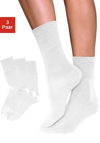 Rogo Socken (3-Paar) su Komfortbund auch dė...
