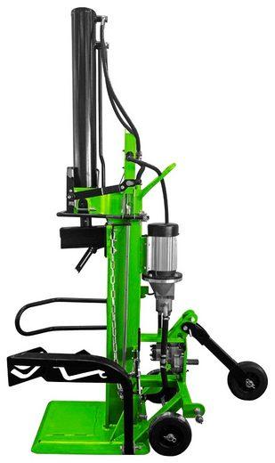ZIPPER Elektroholzspalter »ZI-HS30EZ«, Spaltgutlänge bis 110 cm, Spaltgutdurchmesser bis 40 cm