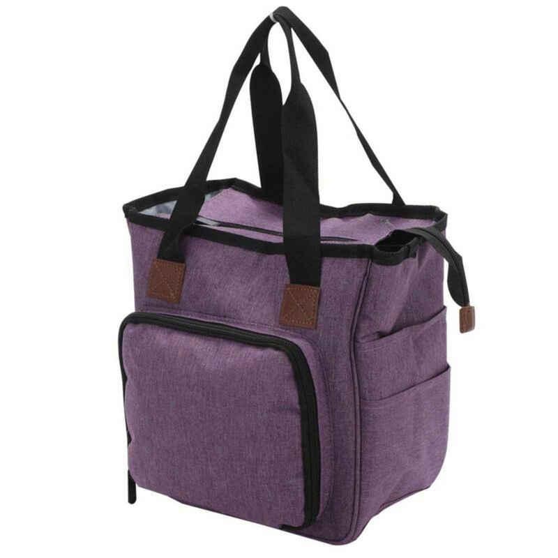 Masbekte Einkaufsbeutel, Große Kapazität, Taschenorganizer, Reiseaufbewahrungstasche, Handtasche Outdoor