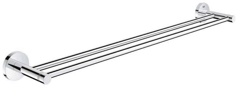 Grohe Doppelhandtuchhalter »Essentials«, aus Metall