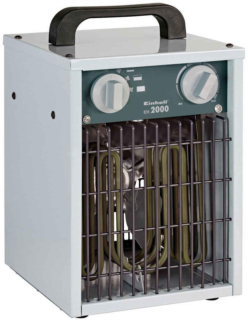 Einhell Heizgerät EH 2000 Elektro-Heizer, 2 W