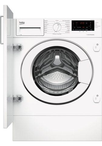 BEKO Einbauwaschmaschine WMI71433PTE1 7 kg ...