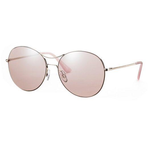 Elegear Pilotenbrille Sonnenbrille Herren Sonnenbrille Polarisiert Fliegerbrille, Metallrahmen 100% UV400 Schutz mit Beeindruckende Farbverstärkung und Klarheit Unisex Sonnenbrille