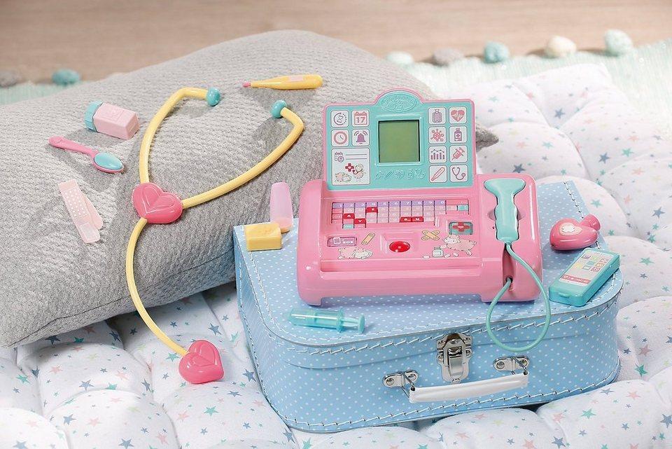 Zapf Creation® Puppen Accessoires-Set »Exklusiv Baby ...